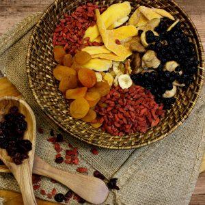 Dried Fruits & Fruit Mixes