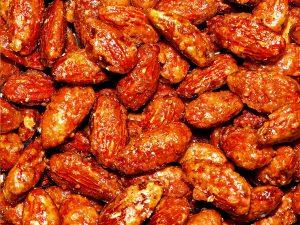 Honey Almonds - 04646