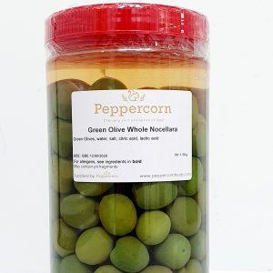 Green Olives whole Nocellara