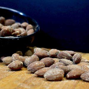 Smoked Almonds - 03648